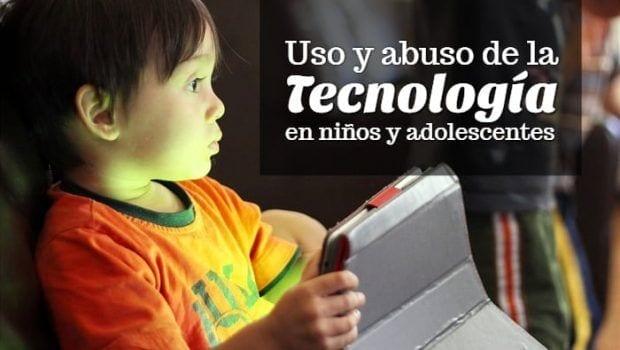 abuso tecnologia adolescentes