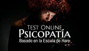 Test Psicopatía Online Hare