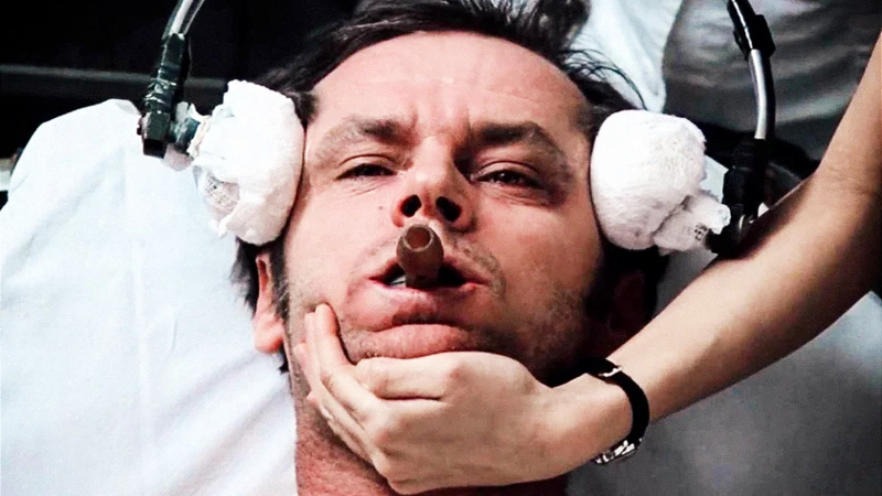 Terapia electroconvulsiva - electroshock